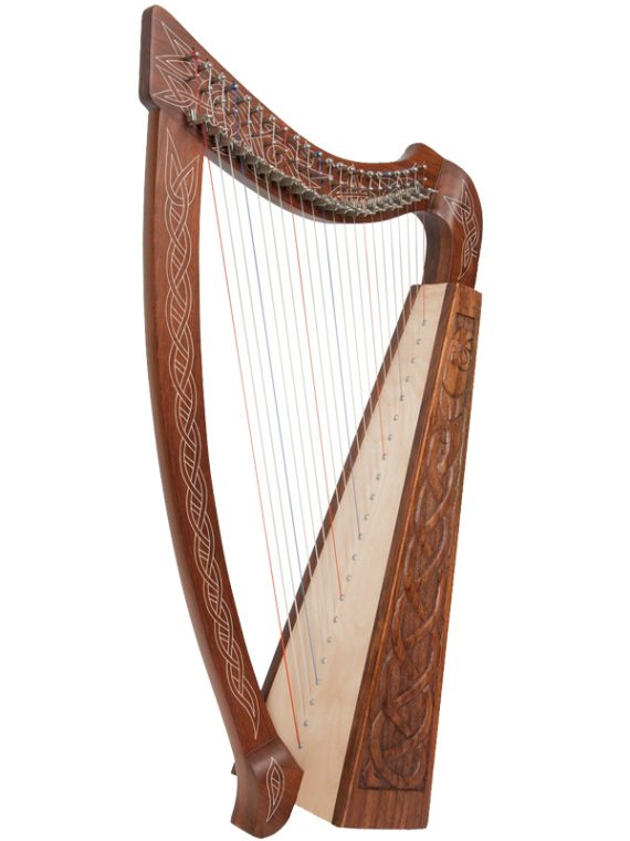 Heather Harp 22-String Eala Design