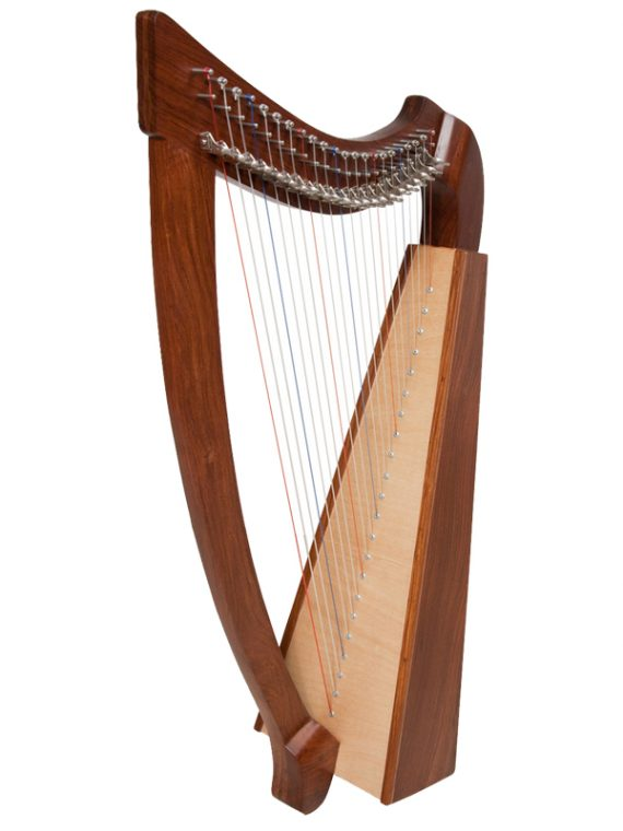 Heather Harp 22-String Natural11