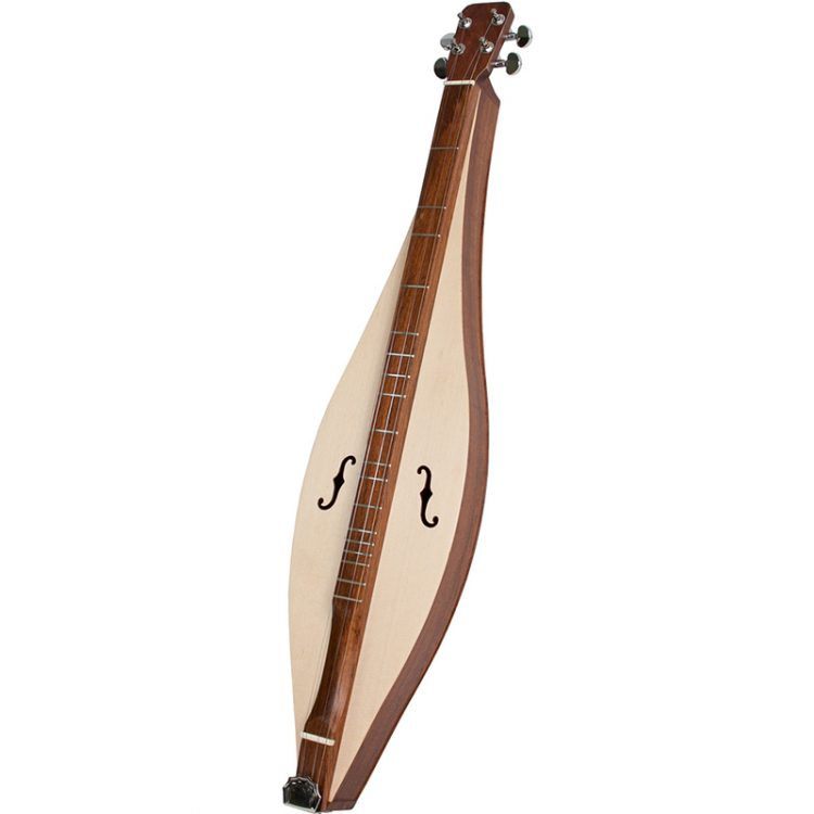 As one of our most recent additions to our Mountain Dulcimer line, this Faith teardrop mountain dulcimer model has many great features