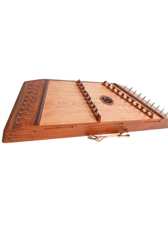 SINGLE STRUNG 10 -9 HAMMERED DULCIMER ROSEWOOD