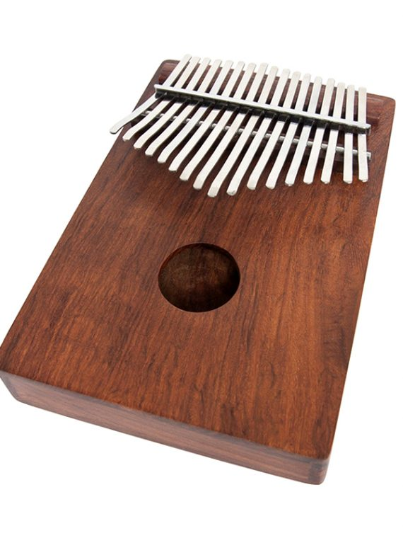 THUMB PIANO 17-KEY ROSEWOOD