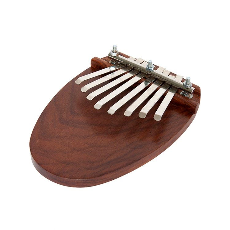 THUMB PIANO 8-KEY FLAT ROSEWOOD