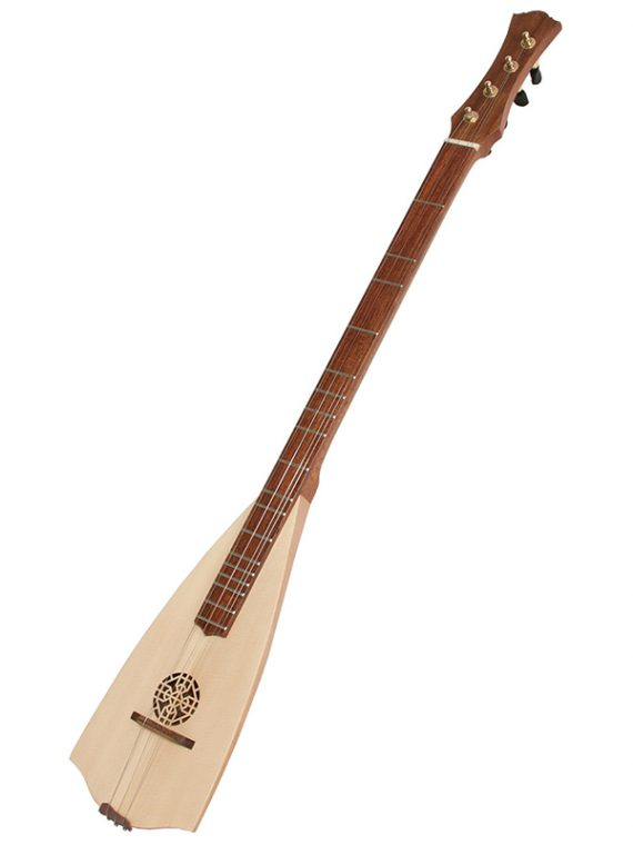 TRAIL DULCIMER 4-STRING 34