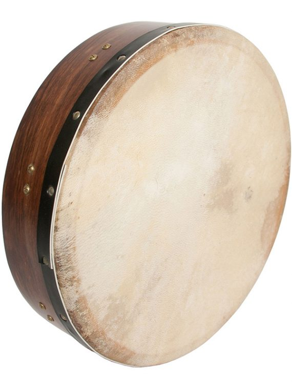 BENDIR WITH SNARE 14-INCH ROSEWOOD