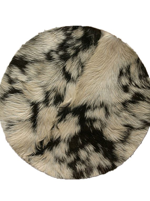 GOATSKIN WITH HAIR 22 THIN