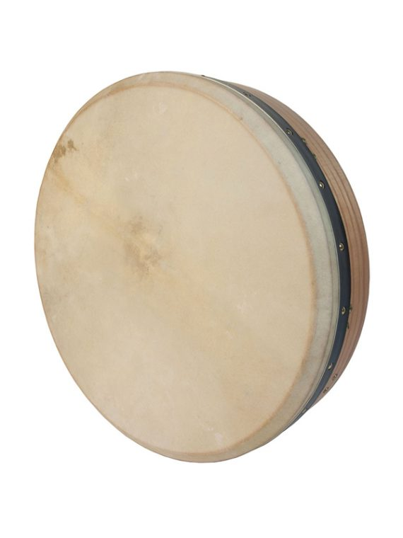 INSIDE TUNABLE BODHRAN RED CEDAR SINGLE-BAR 18-BY-4-INCH