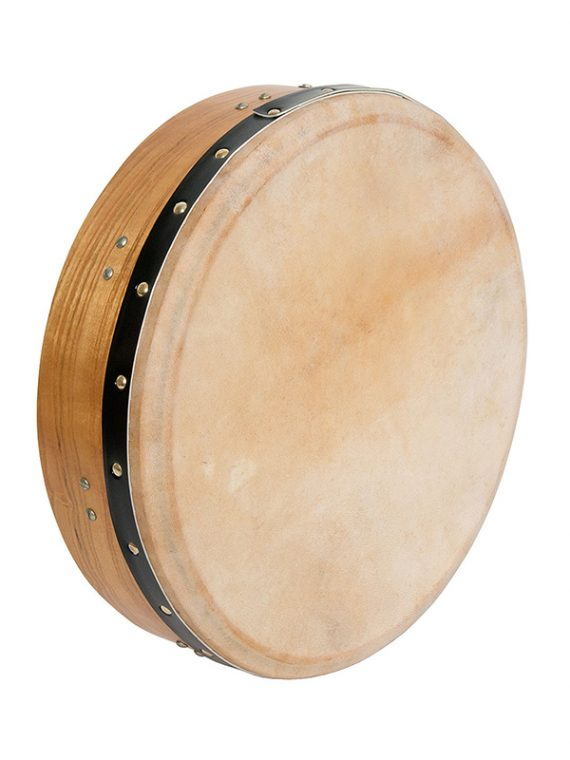 INSIDE TUNABLE MULBERRY BODHRAN SINGLE-BAR 14-BY-3.5-INCH