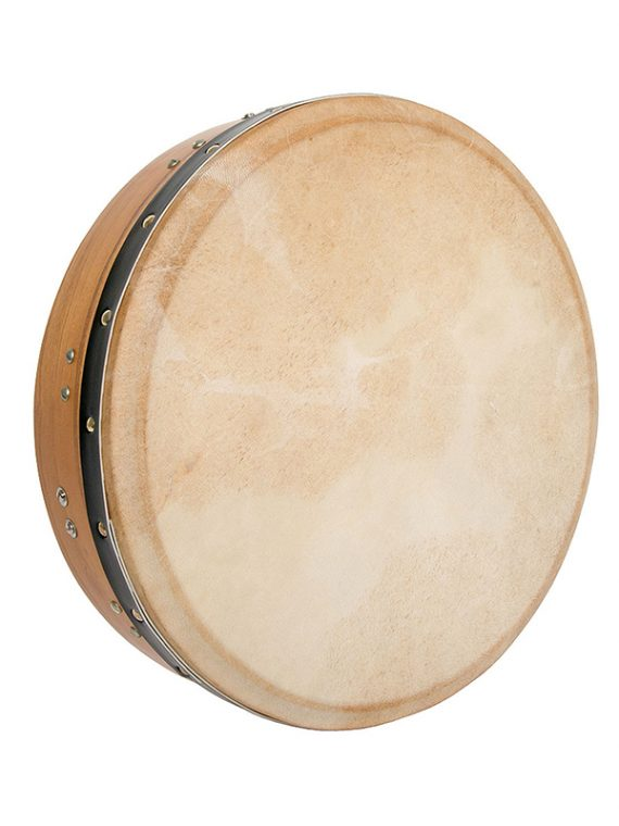 INSIDE TUNABLE MULBERRY BODHRAN T-BAR 14-BY-3.5-INCH