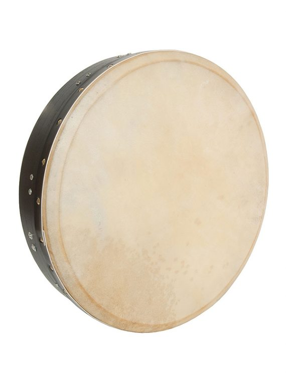 INSIDE TUNABLE MULBERRY BODHRAN T-BAR 16-BY-3.5-INCH – BLACK