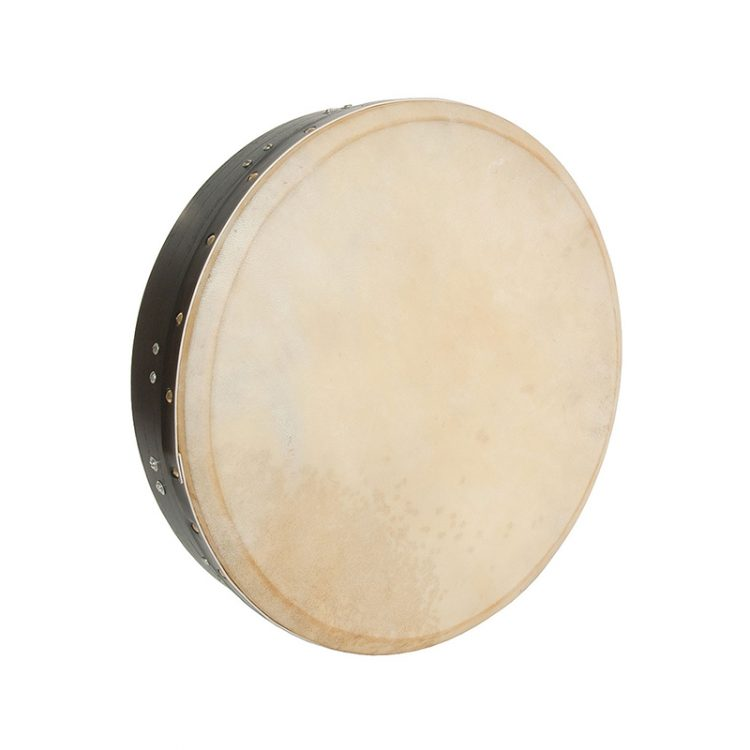 INSIDE TUNABLE MULBERRY BODHRAN T-BAR 16-BY-3.5-INCH - BLACK