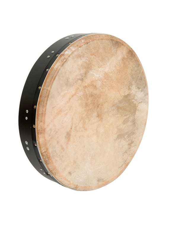INSIDE TUNABLE MULBERRY BODHRAN T-BAR 18-BY-3.5-INCH – BLACK