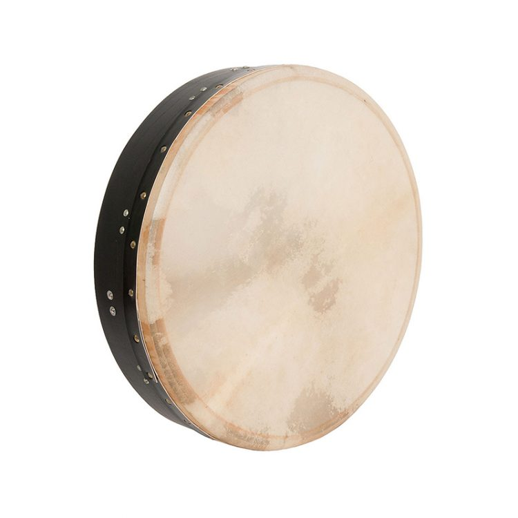 INSIDE TUNABLE MULBERRY BODHRAN T-BAR 18-BY-4-INCH- BLACK