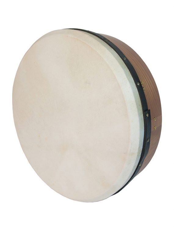 INSIDE-TUNABLE-RED-CEDAR-BODHRAN-SINGLE-BAR-18-BY-5-INCH