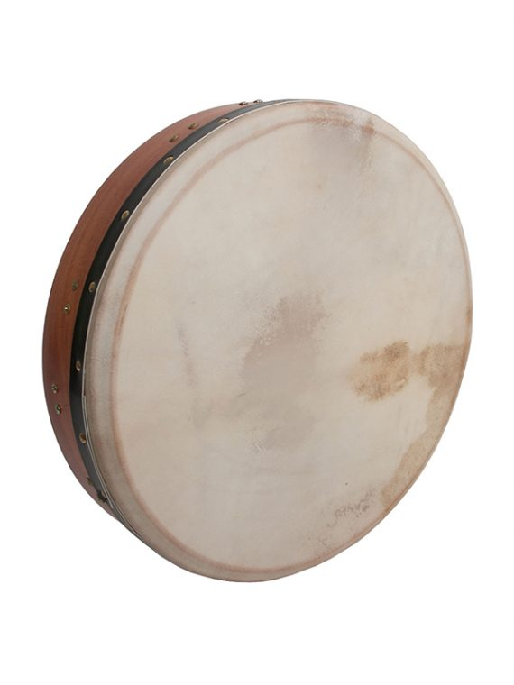 INSIDE TUNABLE RED CEDAR BODHRAN T-BAR 16-BY-3.5-INCH