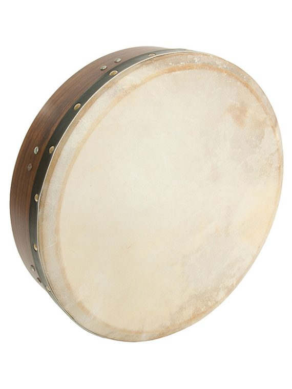 INSIDE TUNABLE ROSEWOOD BODHRAN CROSS-BAR 14-BY-3.5-INCH