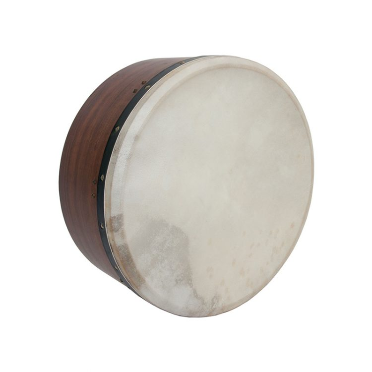 INSIDE TUNABLE ROSEWOOD BODHRAN SINGLE-BAR 16 X 7