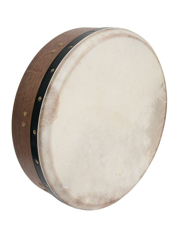 INSIDE TUNABLE WALNUT BODHRAN CROSS-BAR 14-BY-3.5-INCH