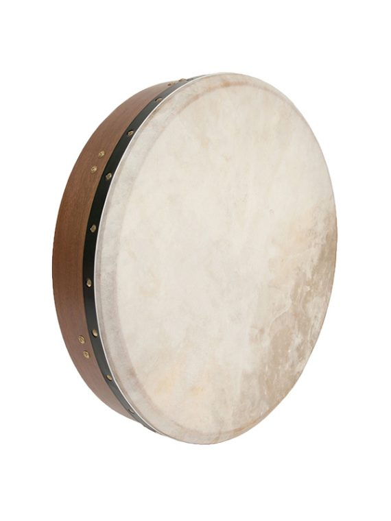 INSIDE TUNABLE WALNUT BODHRAN CROSS-BAR 18-BY-3.5-INCH