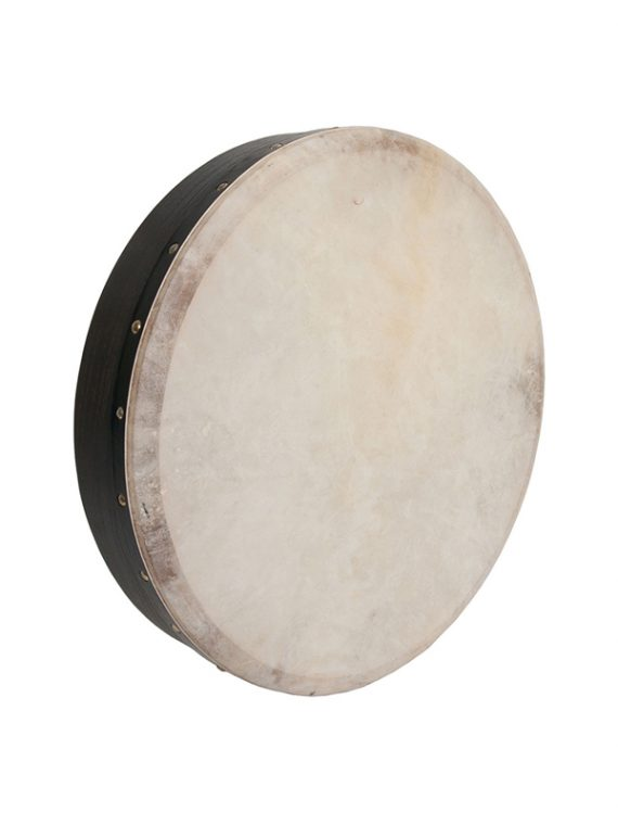 PRETUNED MULBERRY BODHRAN CROSS-BAR 18-BY-3.5-INCH – BLACK