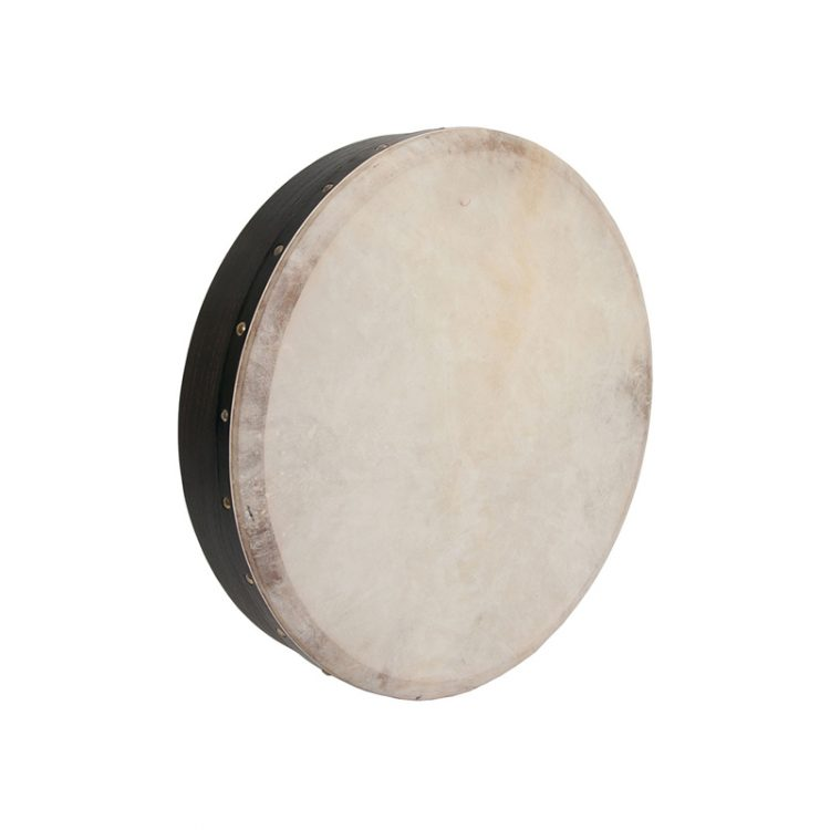 PRETUNED MULBERRY BODHRAN CROSS-BAR 18-BY-3.5-INCH - BLACK