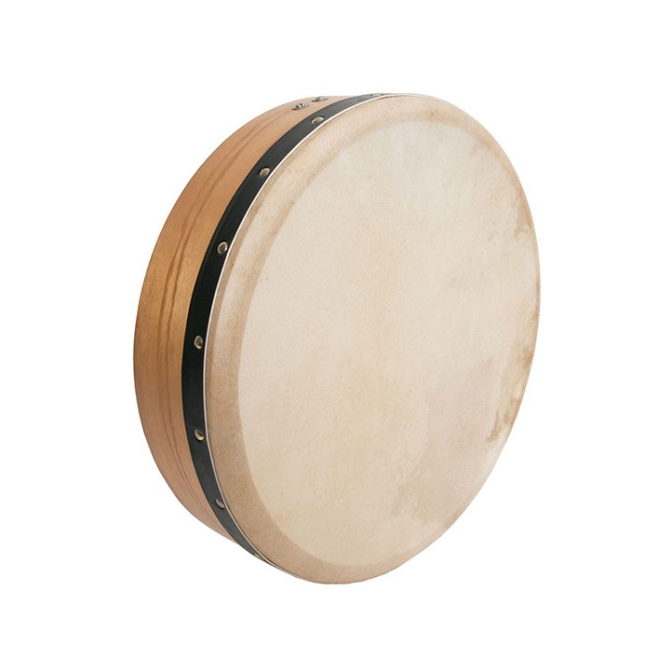 PRETUNED MULBERRY BODHRAN SINGLE-BAR 14-BY-3.5-INCH