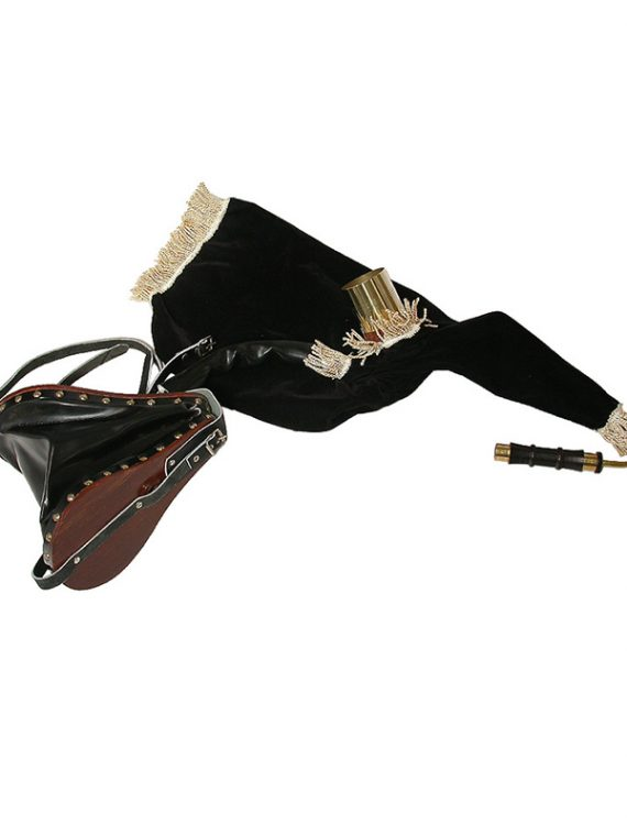 UILLEANN STARTER SET WITHOUT CHANTER ROSEWOOD