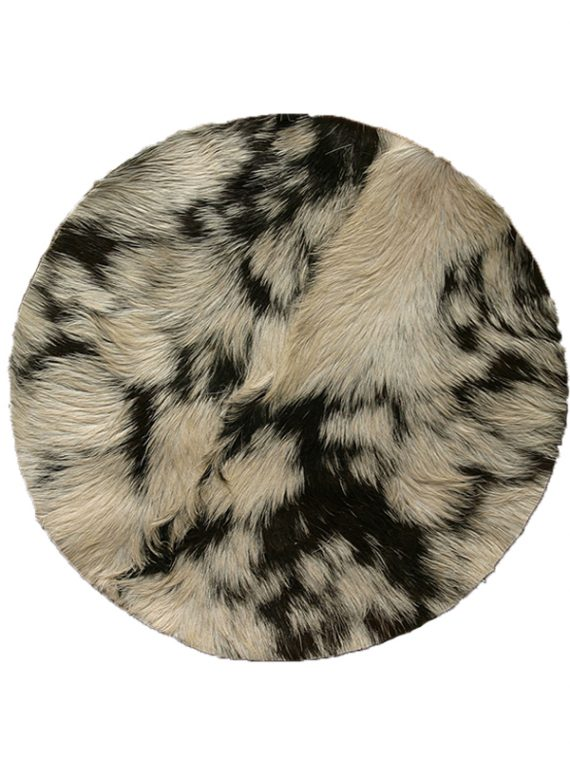 GOATSKIN WITH HAIR 22-INCH – MEDIUM