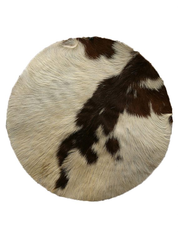 GOATSKIN WITH HAIR 26-INCH – MEDIUM