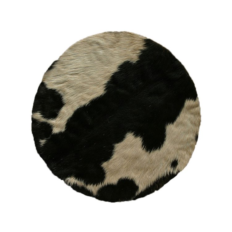 GOATSKIN WITH HAIR 30-INCH - MEDIUM