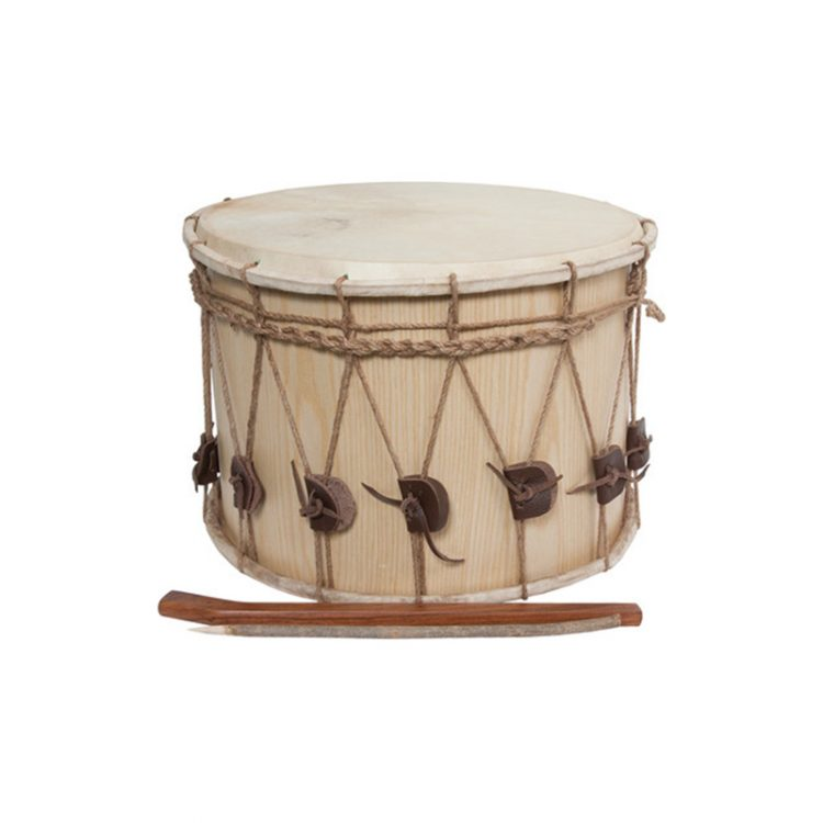 MID-EAST ROPE TUNED TUPAN DRUM 16-INCH