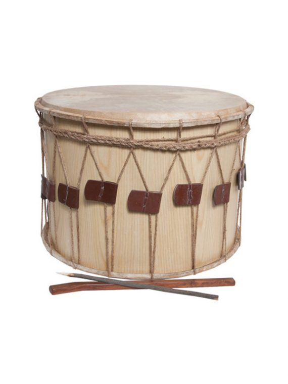 MID-EAST ROPE TUNED TUPAN DRUM 20-INCH