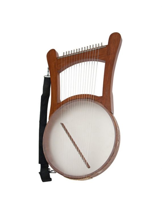 NEVEL HARP WITH GIG BAG