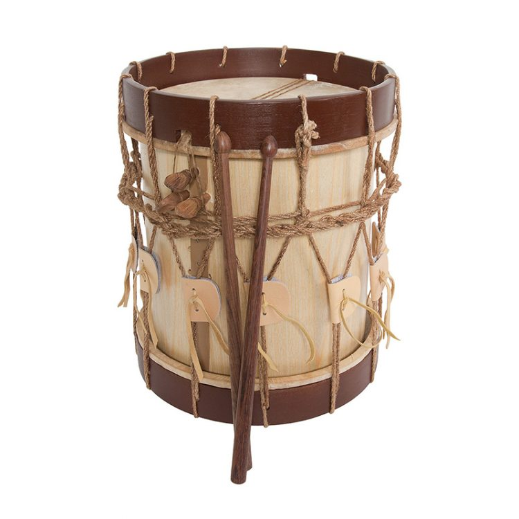 RENAISSANCE DRUM 10-BY-11-INCH
