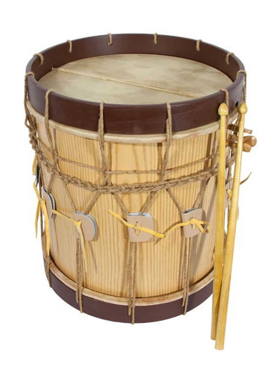 RENAISSANCE DRUM 13-BY-13-INCH