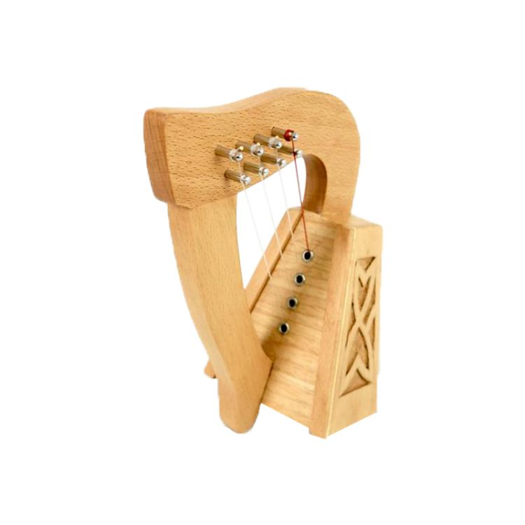 Mid East mfg 4 string mini harp