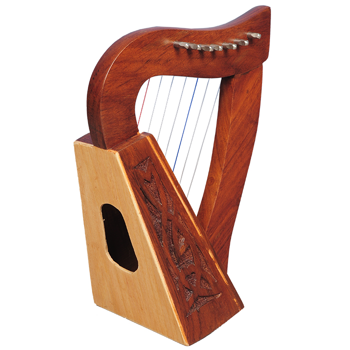 Mid-east Mini Lever harp