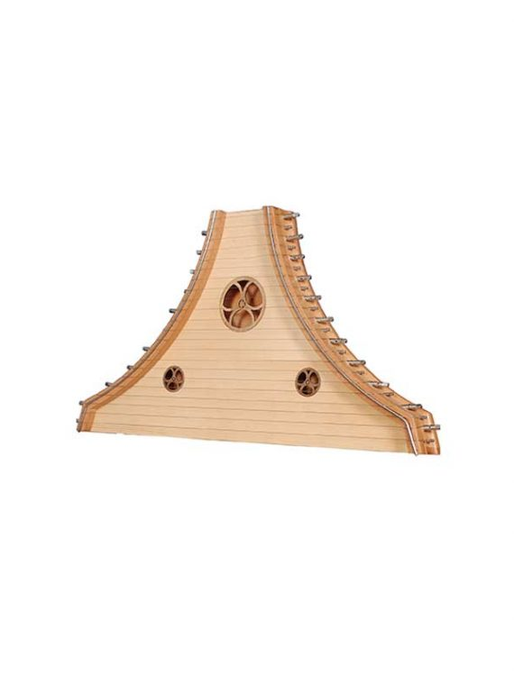 Mid East Plucked Psaltery