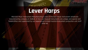 Lever harp in Germany