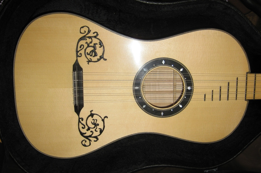Best and Finest Quality Baroque Guitar
