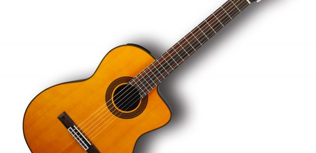 Classical Guitar Simple and Clear Sound