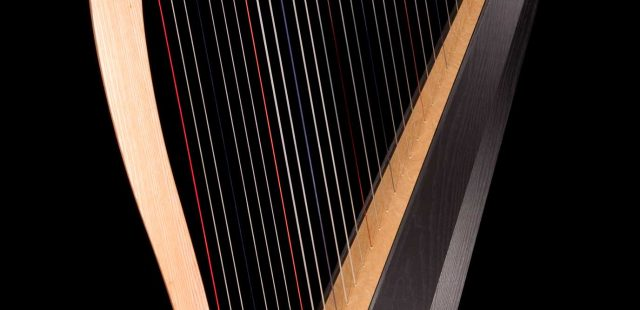 Classical Lever Harp A Masterpiece