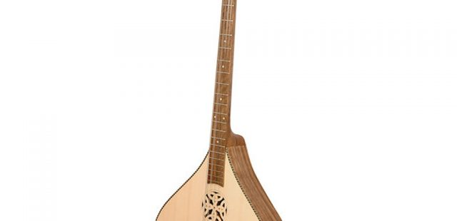 Irish Bouzouki Deep Sound Great Quality