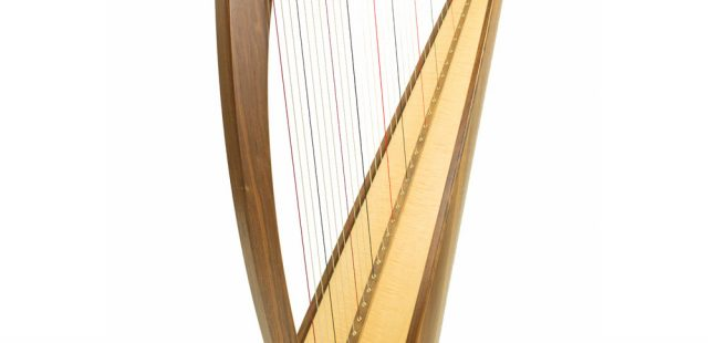 Lever Harp A Fine Quality Instrument