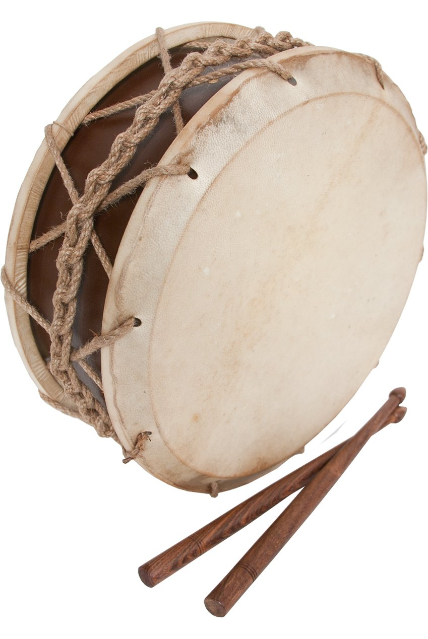 Unique Two sided Tabor Drum