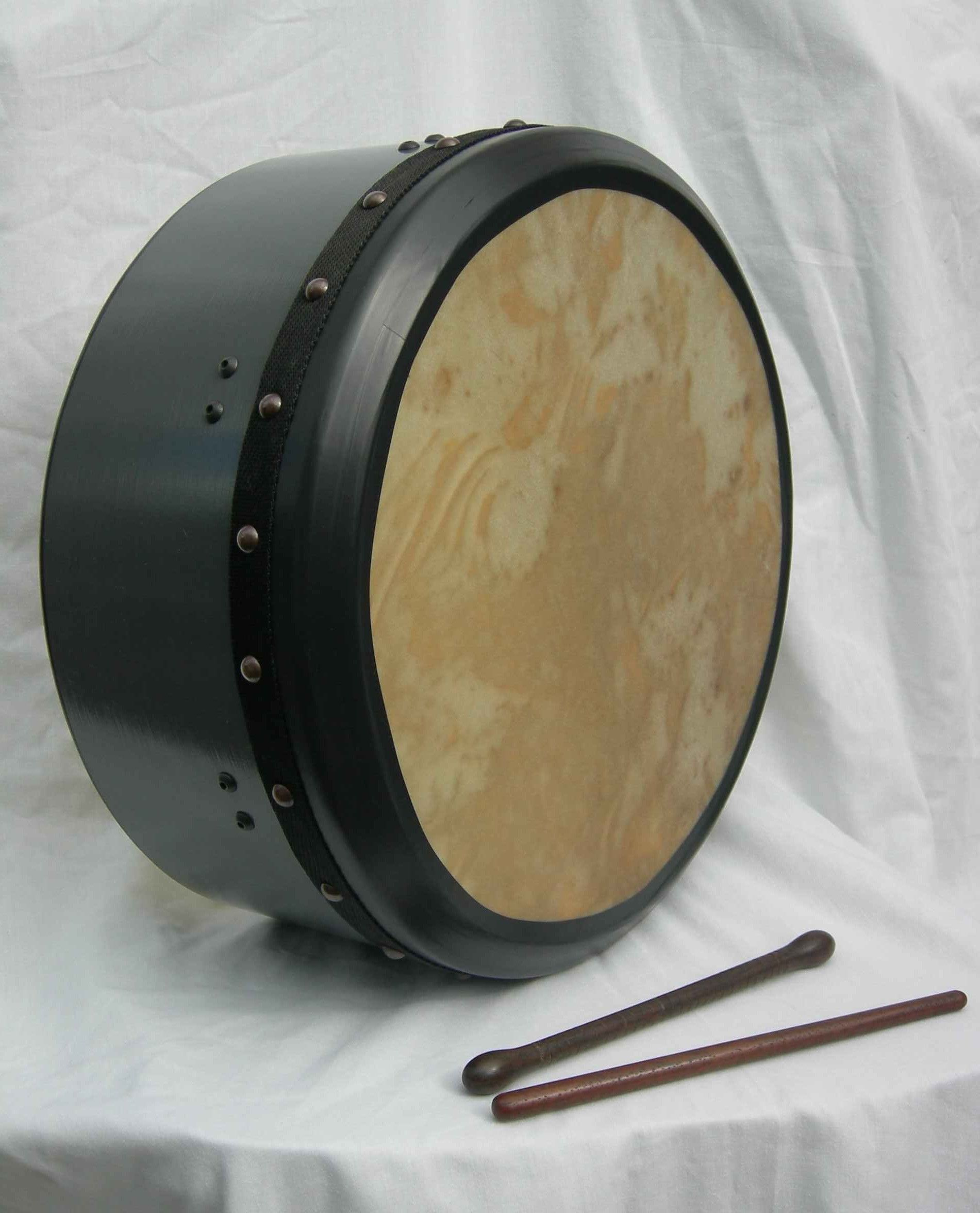 Finding Traditional Bodhran Drums