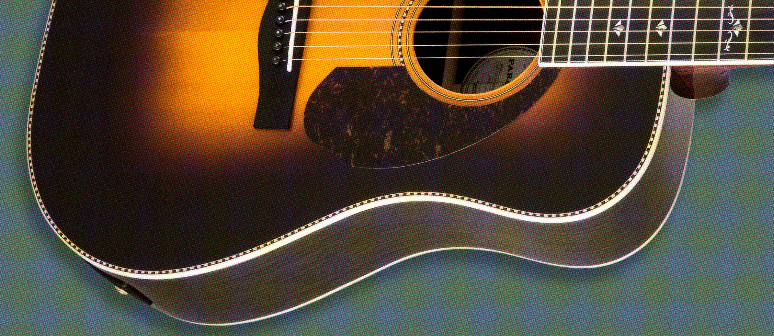 Common Style of Acoustic Guitar