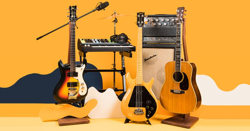 Buying Musical Instrument Online
