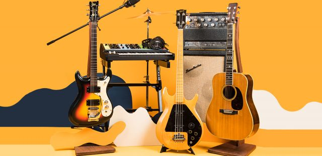 Music Instrument Online Buying