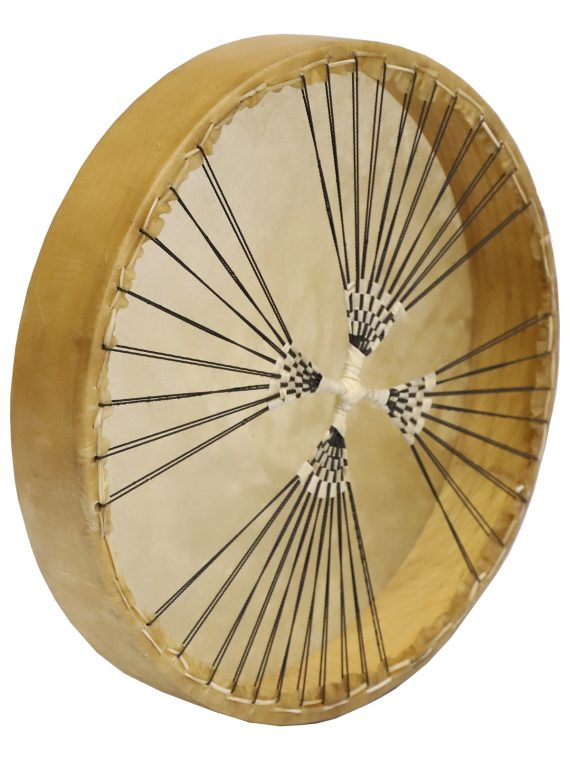 Shaman Drum Native American Frame Drum Model 1